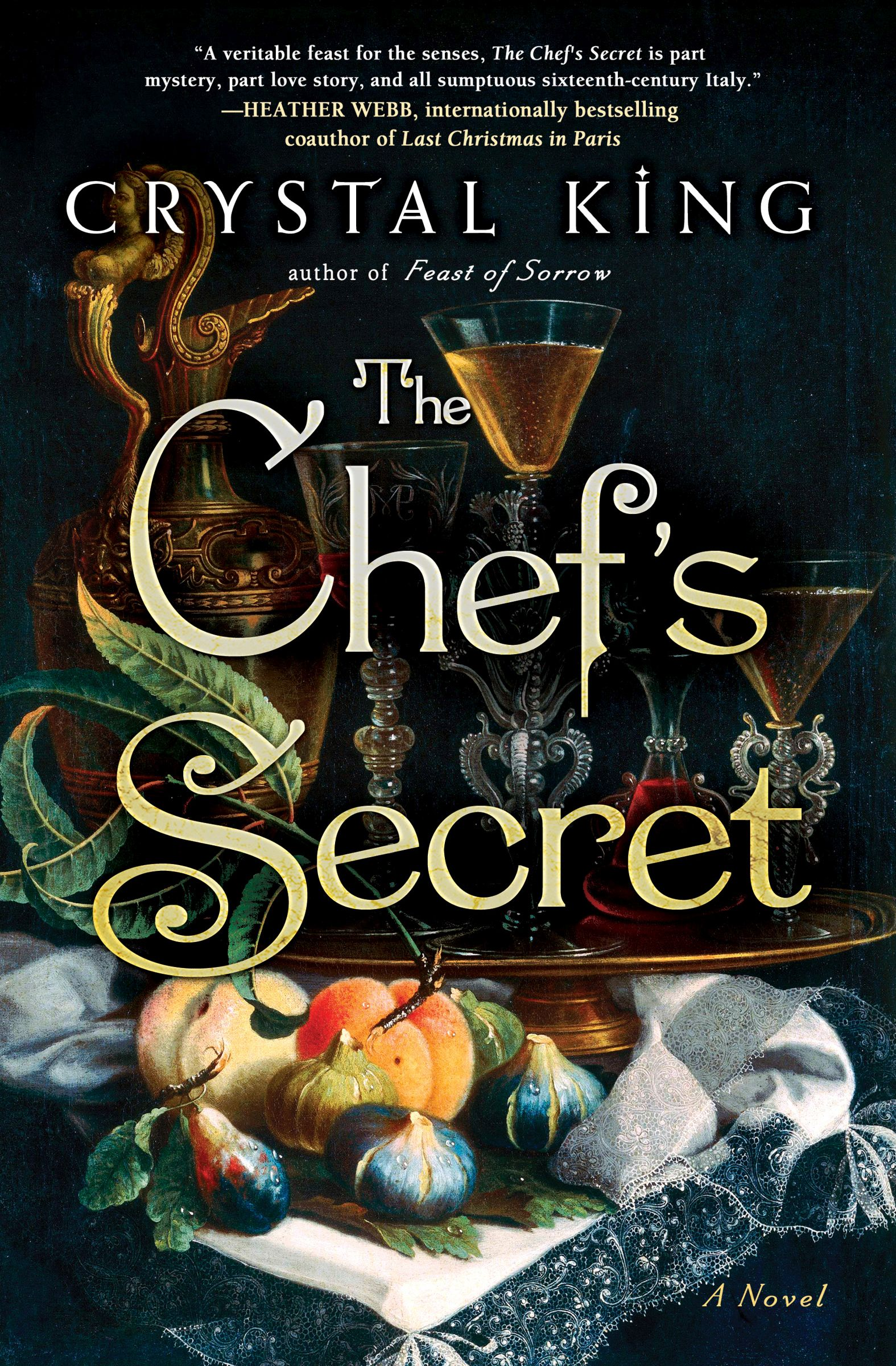 Chef's Secret FINAL Cover