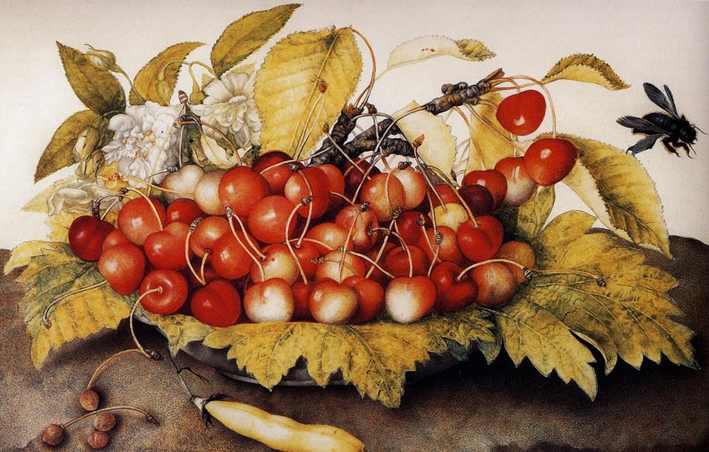 Garzoni Cherries Guest Post 2