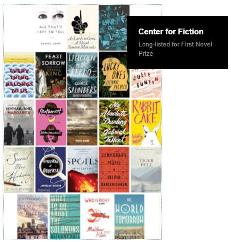 center for fiction