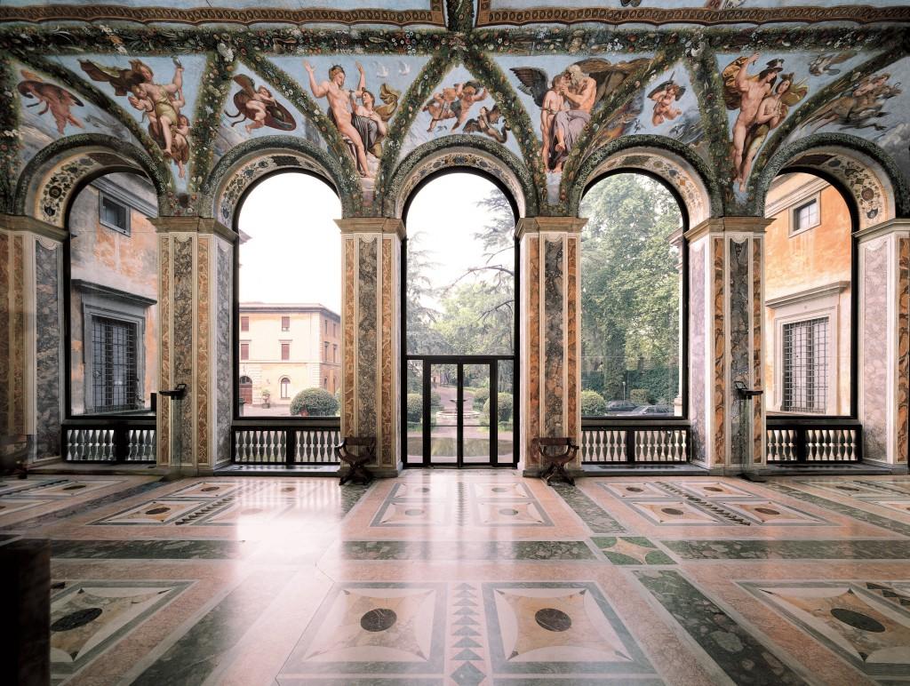 Farnesina, Trastevere, Rome