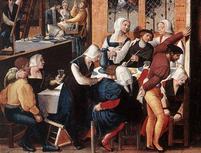 Renaissance tavern
